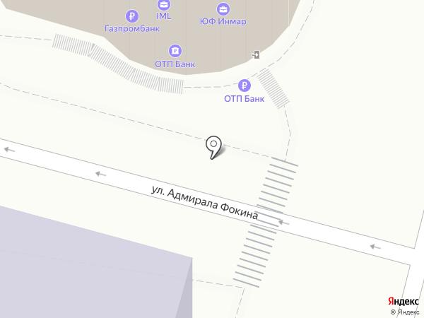 ТрансСервисГрупп на карте Владивостока