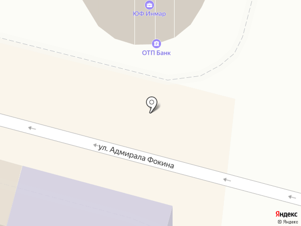 VVMODELS на карте Владивостока