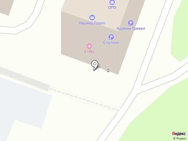 Наши Гости-3 на карте Владивостока
