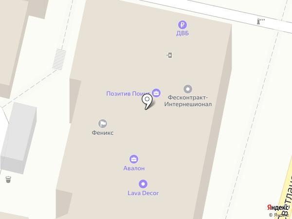 ОлКонсТрэйд на карте Владивостока