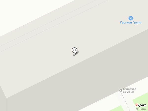 Айсберг, АНО на карте Владивостока