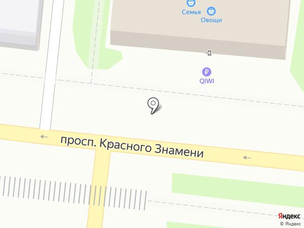 Don Buton на карте Владивостока