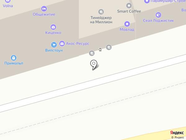 Юрист Plus на карте Владивостока