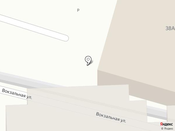 АвтоГен на карте Владивостока