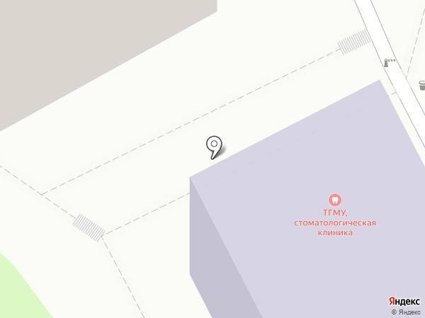 Грифон+ на карте Владивостока