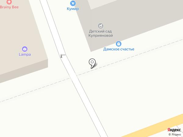 Страховая компания на карте Владивостока
