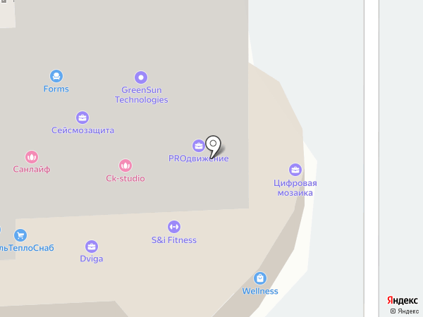 S & I fitness на карте Владивостока