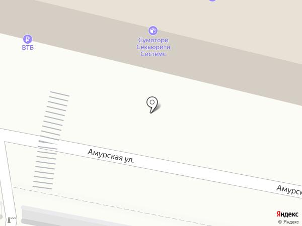 РУСЬ ВОСТОКА на карте Владивостока