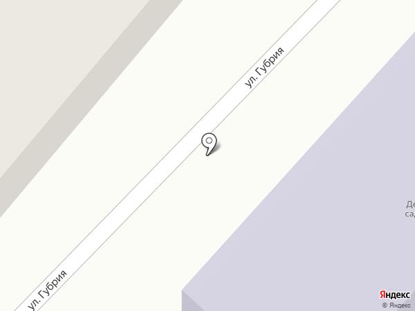 Детский сад №19 на карте Уссурийска