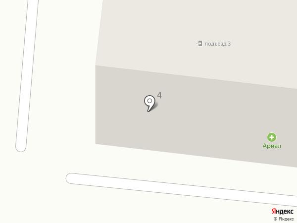 Платежный терминал, АКБ Приморье, ПАО на карте Воздвиженки