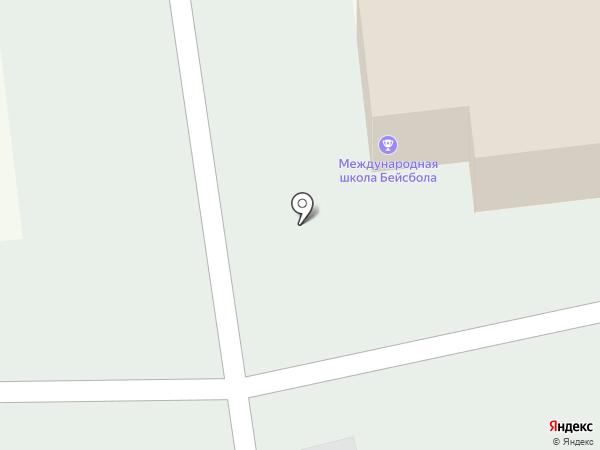 СДЮСШ единоборств г. Владивостока на карте Владивостока