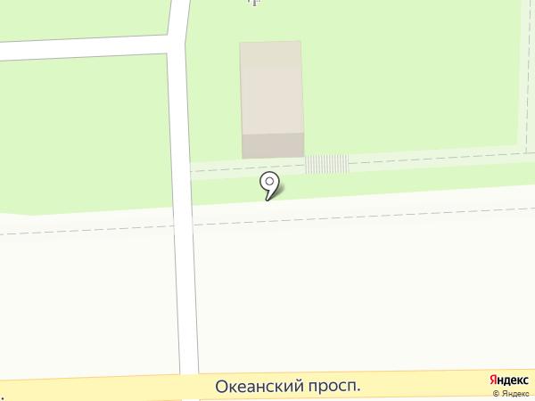 ЛОМБАРД ОНИКС на карте Владивостока