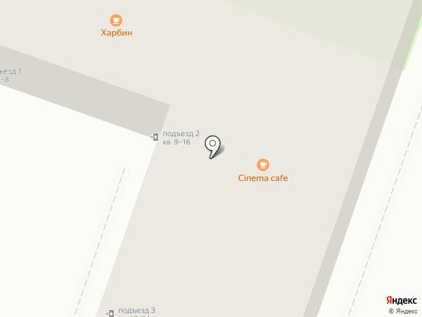 Приморский альянс судебных экспертов, АНО на карте Владивостока