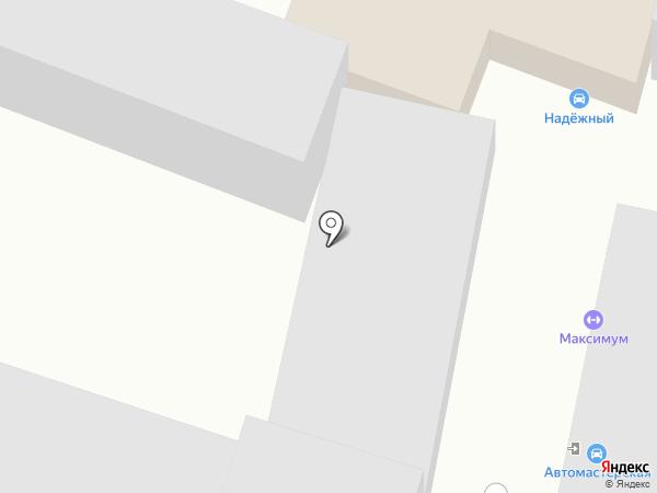 Автомастерская на карте Владивостока