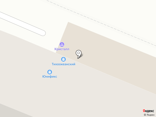 Форм на карте Владивостока