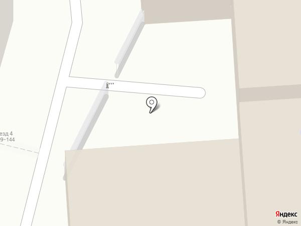 Танцевальный магазин на карте Владивостока