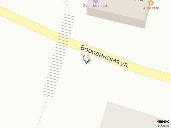 Хмельная застава на карте Владивостока