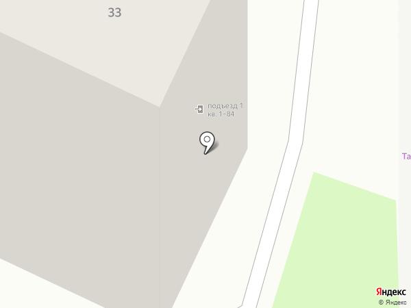 Жужик на карте Владивостока