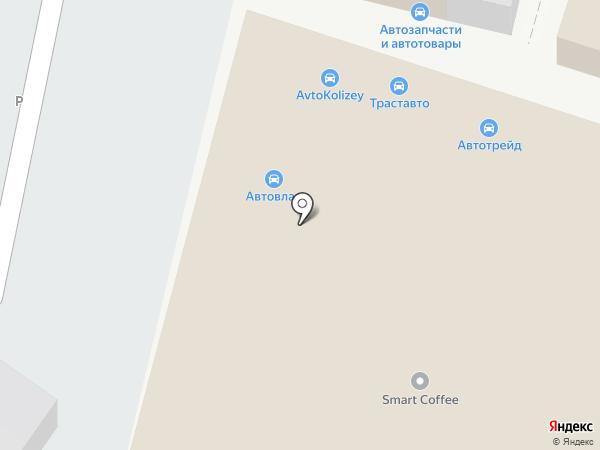 Автовлад ZVA.RU на карте Владивостока