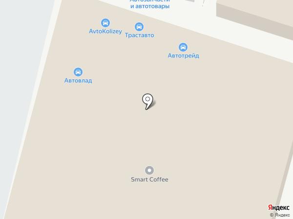 JDM Garage Японский гараж на карте Владивостока