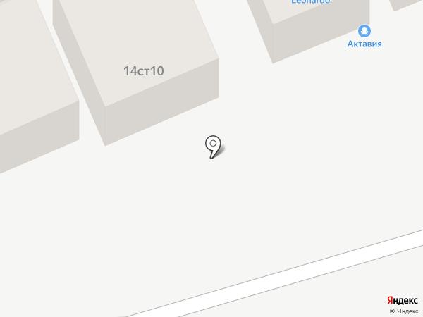 СЕВЕРСТРОЙ ДВ на карте Владивостока