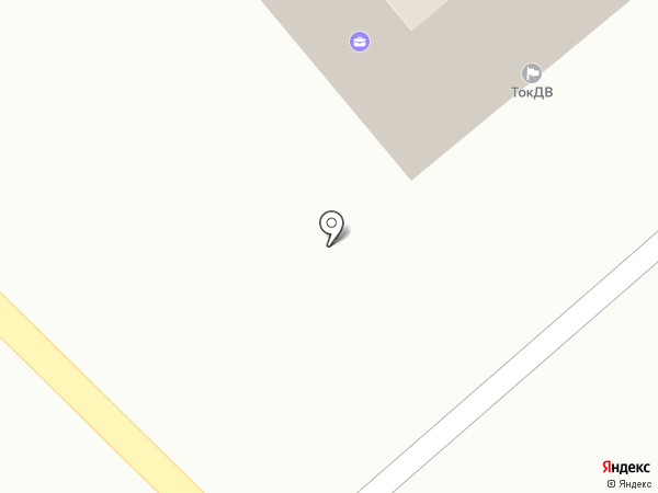 АСТРА на карте Владивостока