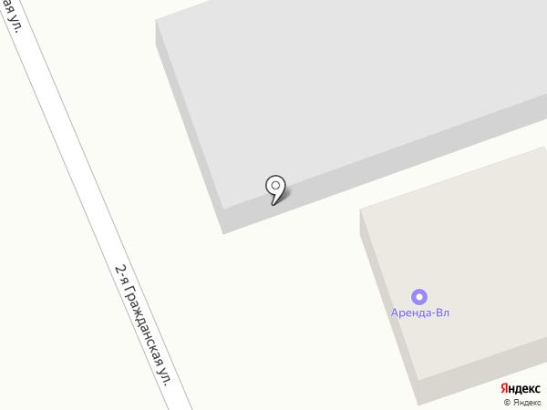 TechService на карте Владивостока