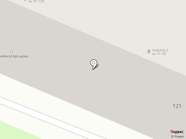 PodkrePizza на карте Владивостока