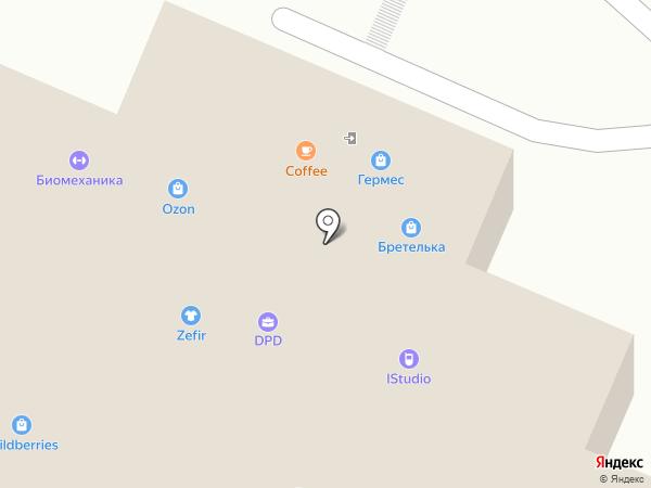 Доступная мебель на карте Владивостока