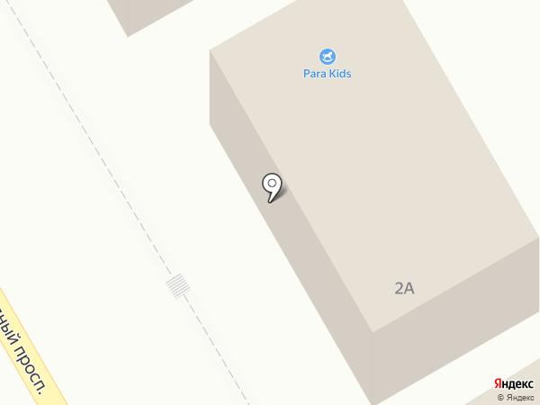 FLAT salon на карте Владивостока