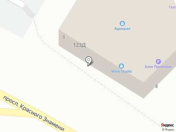 Bookmaker club на карте Владивостока