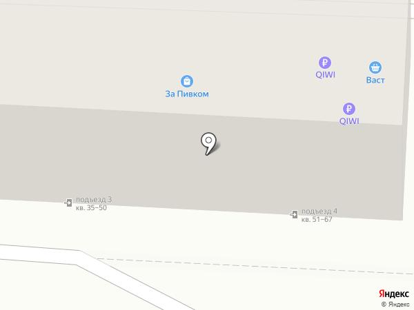 Sub Club & ФК Усенко на карте Владивостока