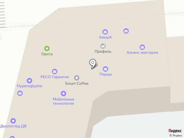 FamilyPrintGroup на карте Владивостока