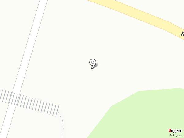 Розали на карте Владивостока