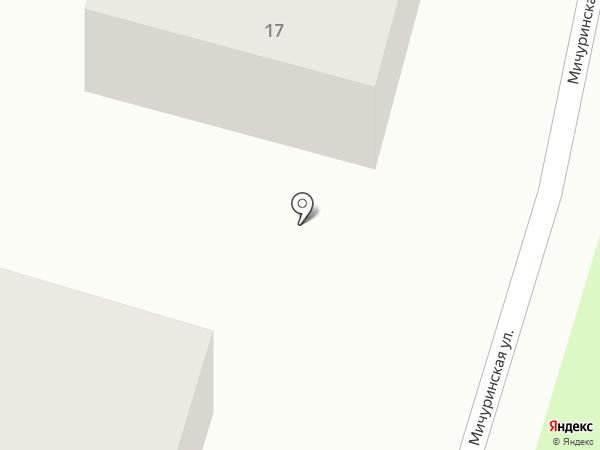 Kaiten на карте Владивостока