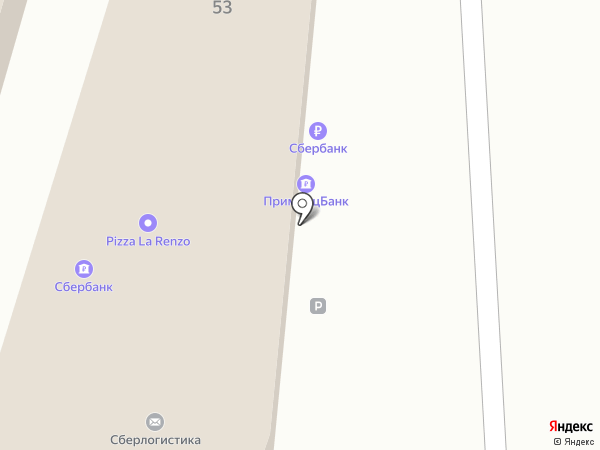 Джон Рэмбо на карте Владивостока