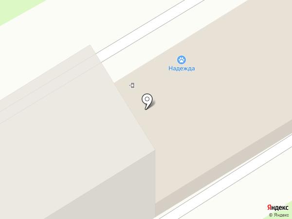 Врач психотерапевт Бахтинов М.М. на карте Владивостока