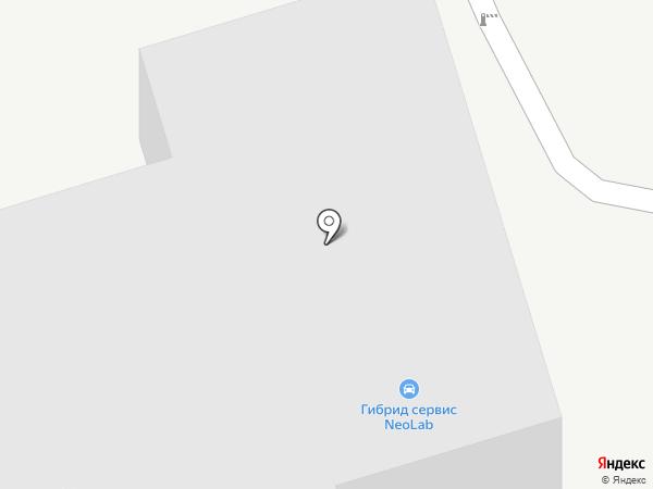 Иртыш-Авто на карте Владивостока