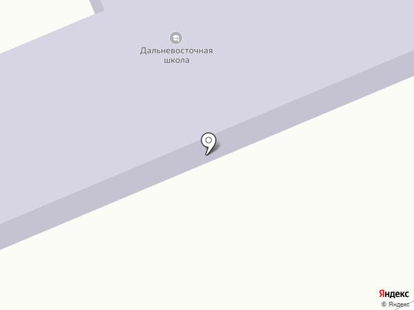 Федерация черлидинга Приморского края на карте Владивостока