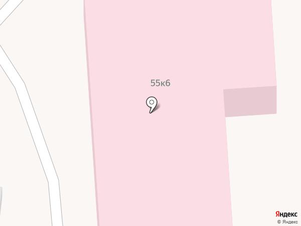 Краевая клиническая больница №2 на карте Владивостока