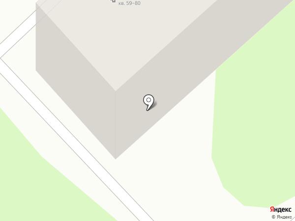 Вундер на карте Владивостока