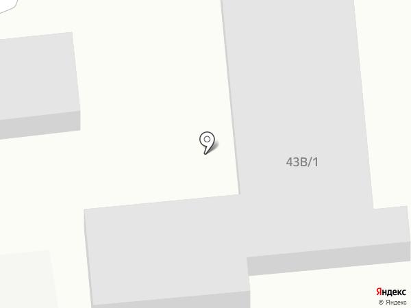 Статус ДВ на карте Уссурийска