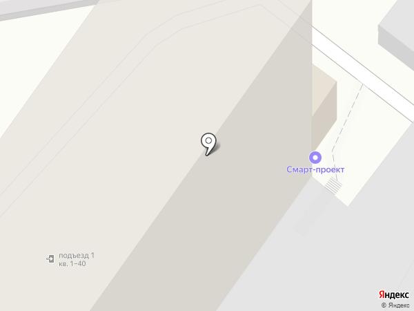 Продуктовый магазин на Луговой на карте Владивостока