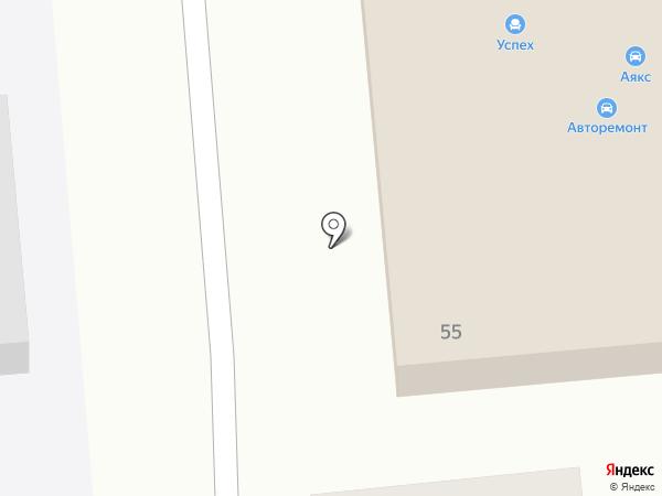 Автоломбард 888 на карте Уссурийска