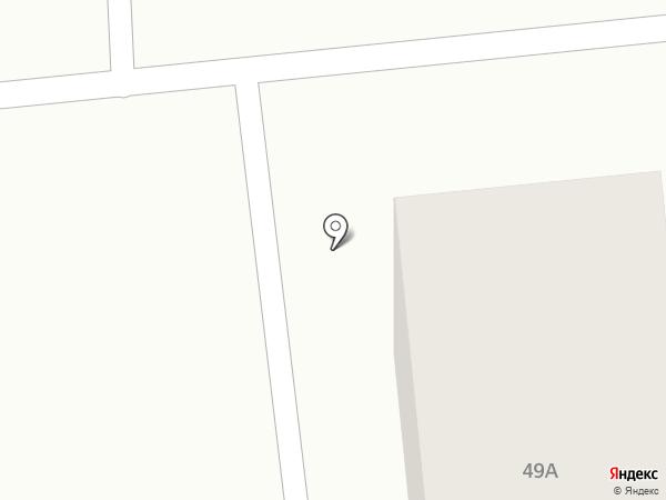 Уссурийская столярная мастерская на карте Уссурийска