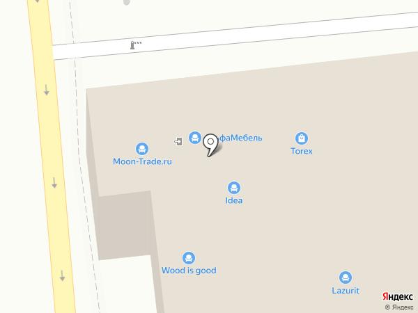 РОКОТТ ТРАНС на карте Владивостока