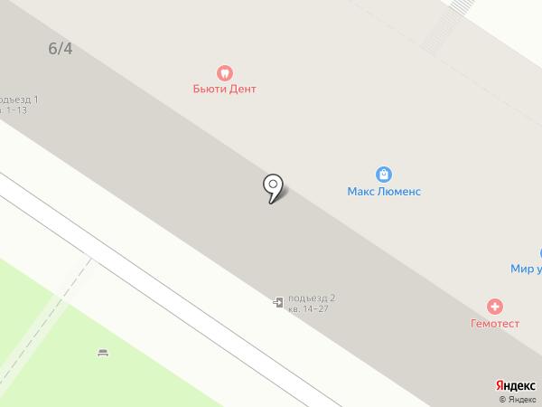 Мобила на карте Владивостока