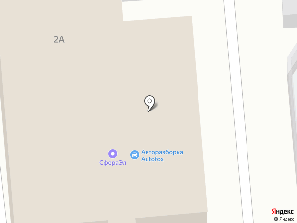 Транзит Авто на карте Уссурийска