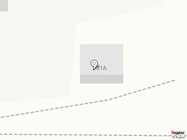 Фриленд на карте Владивостока