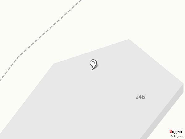 ДАСК на карте Уссурийска